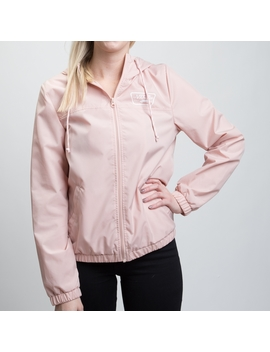 Womens Vans Kastle Windbreaker by Vans