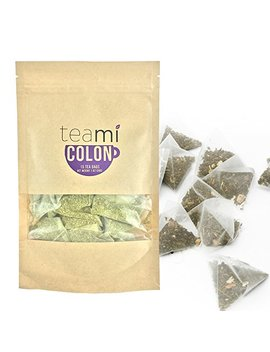 Detox Tea For Teatox & Weight Loss To Get A Skinny Tummy | Colon Cleanse By Teami Blends | Best To Raise 100 Percents Natural Energy & Boost Metabolism | Reduce... by Teami