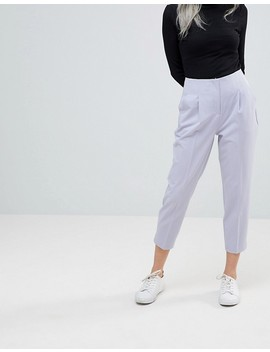 Asos Petite Mix & Match Highwaist Cigarette Pants by Asos Petite
