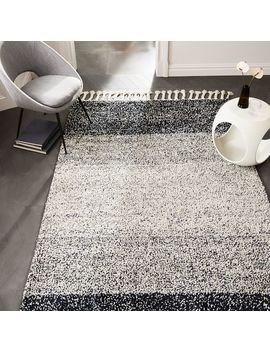 Pixel Shag Rug   Platinum by West Elm
