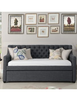 Enzo Daybed With Trundle by Mulhouse Furniture