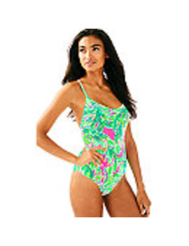 Azalea One Piece Suit by Lilly Pulitzer