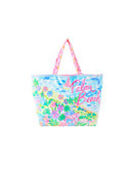 Destination Beach Tote by Lilly Pulitzer