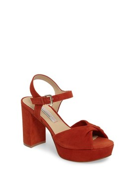 Ryne Twist Toe Platform Sandal by Kristin Cavallari