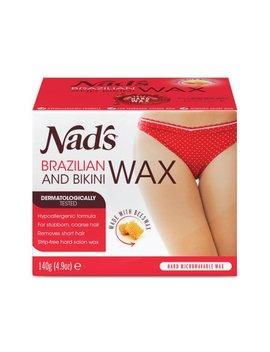 Nad's Brazilian And Bikini Wax, 4.9 Oz by Nad's