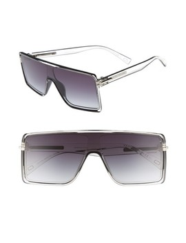 54mm Shield Sunglasses by Marc Jacobs