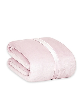 Berkshire Serasoft®+ King Blanket In Blush by Bed Bath And Beyond