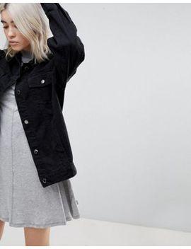 Cheap Monday Upsize Denim Jacket by  Cheap Monday