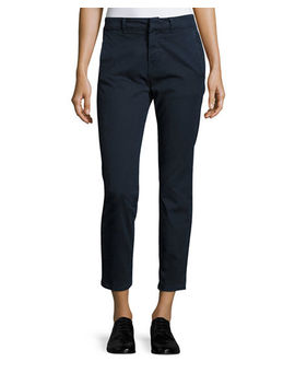 Classic Chino Twill Pants by Neiman Marcus