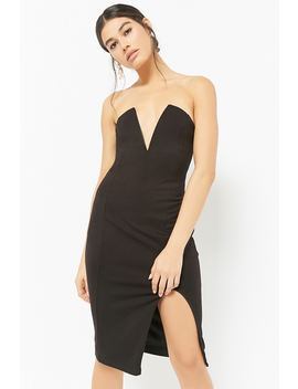 Tube Bodycon Mini Dress by Forever 21