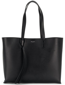 Shopping Tassel Tote by Saint Laurent Saint Laurent Saint Laurent Saint Laurent Saint Laurent Saint Laurent Saint Laurent