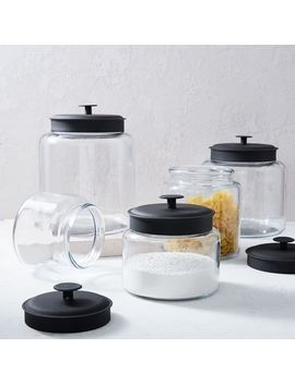 Glass Kitchen Storage, 1.5 Gallon by West Elm