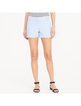 "3 1/2"" Oxford Short by J.Crew"