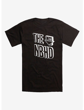 The Neighbourhood The Nbhd House Logo T Shirt by Hot Topic