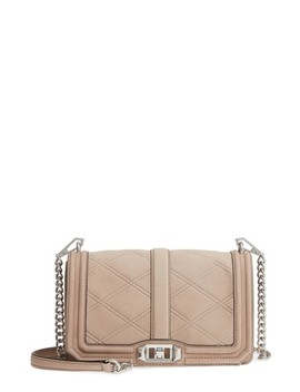 Love Tooled Leather Crossbody Bag by Rebecca Minkoff