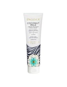 Pacifica Coconut Milk Cream To Foam Face Wash 5 Fl Oz by Pacifica