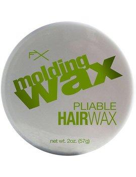 Fx Molding Wax Pliable Hair Wax 2 Oz. Jar by Fx