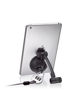 Cta Digital Suction Stand With Theft Deterrent Lock For I Pad, Tablets And Smartphones (Pad Sst) by Cta Digital