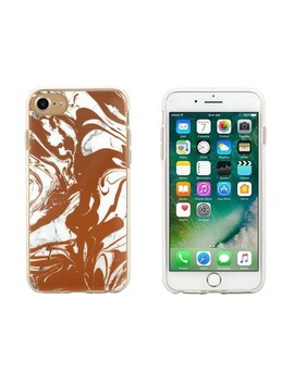 End Scene I Phone 8/7/6s/6 Case   Copper Marble Swirl by End Scene