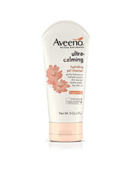 Ultra Calming Hydrating Gel Cleanser by Aveeno