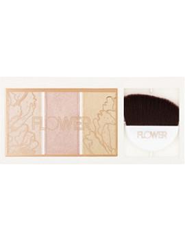 Shimmer &Amp; Strobe Highlighting Palette by Flower Beauty