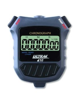 Ultrak 410 Simple Event Timer Stopwatch With Silent Operation by Ultrak