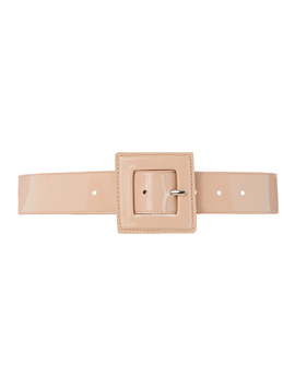 Annie Patent Leather Belt by B Low The Belt