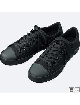 Men U Low Cut Sneakers by Uniqlo