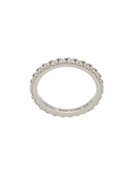 Strass Ring by Balenciaga