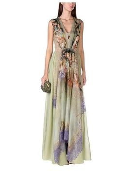 Long Dress by Alberta Ferretti