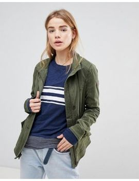 Hollister Twill Shacket by Hollister