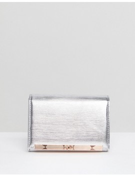 Ted Baker Metal Bar Mini Purse by Ted Baker