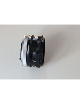 Canon Fd 50mm F1.8 Sc Lens Nikon Sony Olympus Panasonic Pentax Fujifilm by Canon