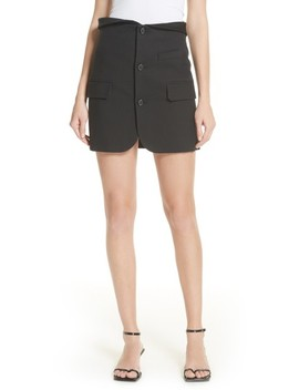 Blazer Skirt by Helmut Lang