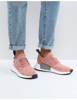 Adidas Originals   Nmd R2   Scarpe Da Ginnastica Rosa by Asos