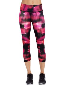 Champion Women's Absolute Printed Capris by Champion