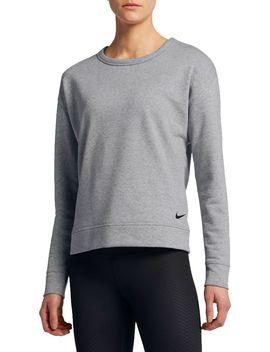 Nike Women's Dry Versa Long Sleeve Cover Up Shirt by Nike