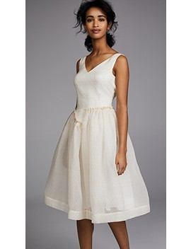 Ballerina Asymmetrical Dress by Jourden