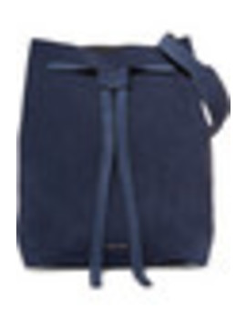 Hobo Suede Shoulder Bag by Mansur Gavriel