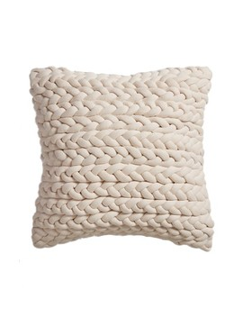 Jersey Braid Accent Pillow by Treasure & Bond