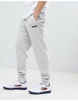 Fila Black Line Finn Jogger With Small Logo In Grey by Fila