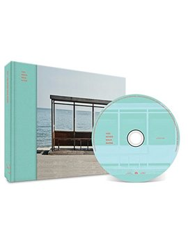 Bangtan Boys Kpop You Never Walk Alone Wings Bts [Left Ver.] Album Cd + Poster + Photobook + Photocard + Gift (4 Photocards Set) by Amazon