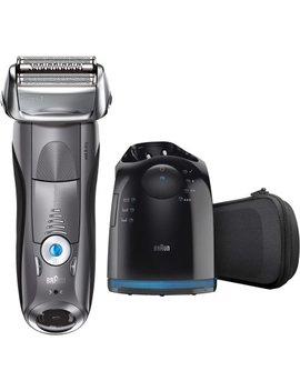 Braun Series 7 7865cc Wet & Dry Electric Shaver Kit, 6 Pc by Braun