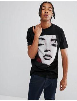 Camiseta Larga Con Estampado De Grupo Sade De Asos by Asos