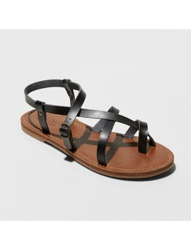 Women's Lavinia Toe Wrap Thong Sandal   Universal Thread™ by Universal Thread™