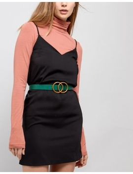 Asos Double Circle Waist & Hip Belt by Asos Collection