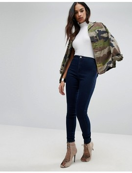 "<Font Style=""Vertical Align: Inherit;""><Font Style=""Vertical Align: Inherit;"">Missguided   Vice   Very Stretchy High Waist Skinny Jeans</Font></Font> by  Miss Guided"