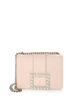 Madison Knollwood Drive Buckle Marci Leather Clutch by Kate Spade New York