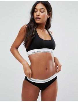 "<Font Style=""Vertical Align: Inherit;""><Font Style=""Vertical Align: Inherit;"">Calvin Klein   Modern Cotton Slip</Font></Font> by Calvin Klein"