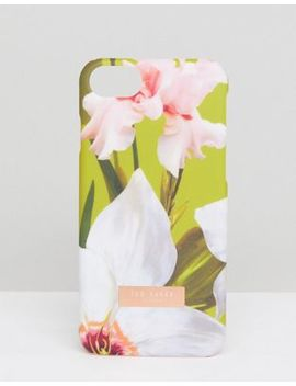 Ted Baker I Phone Case In Chatsworth Bloom by Ted Baker